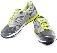 Sparx SL-57 Running Shoes For Women(Green, Grey)