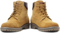 GAS Polar Boots For Men(Brown)