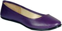 Stylar Katrina Bellies For Women(Purple)