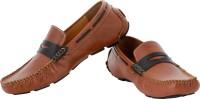 TZARO Loafers For Men(Tan, Black)