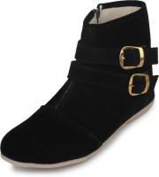 Moonwalk Boots(Black)