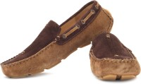 tZaro Twin Loafers For Men(Brown)
