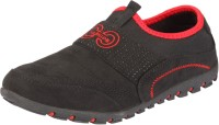 Womenz Collection Womenz Collection Casuals For Women(Black, Red)