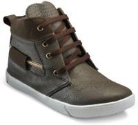 BAGS CRAZE Stylish Shoes BC-ONLS-102 Boots For Women(Beige)