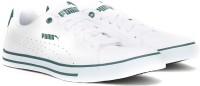 Puma Court Point Vulc IDP Sneakers For Men(White)