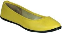 Stylar Katrina Bellies For Women(Yellow)