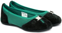 Puma Saba Ballet DP Bellies For Women(Black, Green)