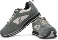 Sparx Outdoors Shoes For Men(Green, Grey)