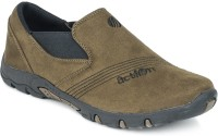 Action 1736-Olive Casual Shoes(Olive)