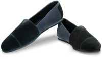 Funk Tish Black and Blue Casual Shoes For Men(Blue, Black)