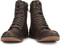 Diesel Boots(Brown)