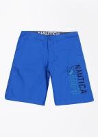 Nautica Short For Boys Cotton(Blue)