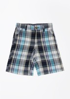 Nautica Short For Boys Cotton(White)