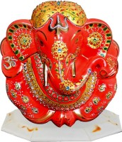Diviniti Showpiece  -  24.5 cm(Ceramic, Red)