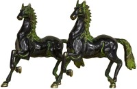 StatueStudio Showpiece  -  25.4 cm(Brass, Multicolor)
