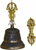 StatueStudio Nepali Bell With Dorje 7
