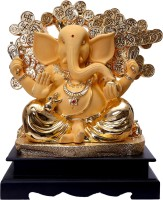 Saanvi Creations Showpiece  -  48 cm(Polyresin, Gold)