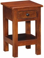 View Ringabell Deft Solid Wood End Table(Finish Color - Honey Oak) Price Online(Ringabell)
