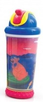 NUBY Insulated No Spill Flip it Sipper Cup(Multicolor)