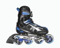 Nivia Super roller In-line Skates - Size 40-43 Euro(Black, Blue)