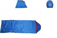 Bs Spy 4 In 1 Reversible Cum QuiltT Sleeping Bag(Blue)