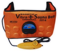 Masanima Vmh971 Vibrating Magnetic Slimming Belt(Orange)