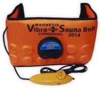 Krishna Vibra Vibrating Magnetic Slimming Belt(Orange)