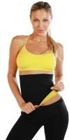 Benison India hot waist shaper (L) Slimming Belt(Black)