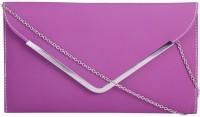 NxtGen Girls Purple Leatherette Sling Bag