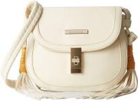 Stella Ricci Women Beige PU Sling Bag
