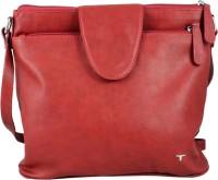 Bulchee Women Red PU Sling Bag