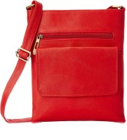 Creative India Exports Women Red Polyester Sling Bag
