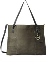 Creative India Exports Women Brown Genuine Leather Tote