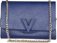 MARIO VALENTINO Women Blue Genuine Leather Sling Bag