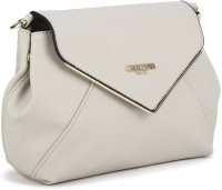 Carlton London Women Beige Sling Bag
