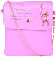 NxtGen Girls Multicolor Leatherette Sling Bag