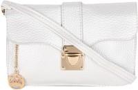 Moedbuille Silver Sling Bag