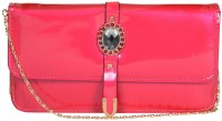 Nxt Gen Girls Pink Leatherette Sling Bag