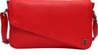 Hawai Women Red Genuine Leather Sling Bag