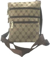 Amafhh Brown Sling Bag