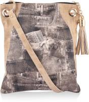 Evokriti Brown Sling Bag