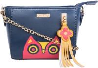Chumbak Women Multicolor PU Sling Bag