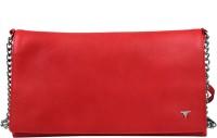 Bulchee Women Red Genuine Leather Sling Bag