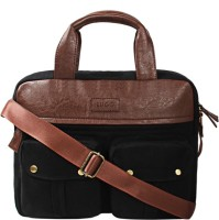 View Lugo 16 inch Laptop Messenger Bag(Multicolor) Laptop Accessories Price Online(Lugo)