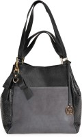 Kazo Women Black PU Sling Bag