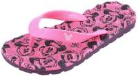 Disney Boys & Girls Slipper Flip Flop(Pink)