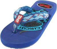 Guys & Dolls Boys & Girls Slipper Flip Flop(Blue)