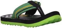 Guys & Dolls Boys Slipper Flip Flop(Green)