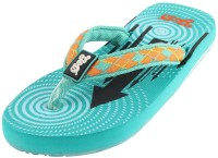 Guys & Dolls Boys Slipper Flip Flop(Green)