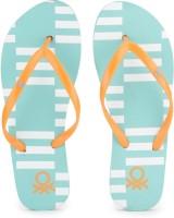 United Colors of Benetton. Women Flip Flops